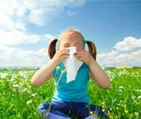 Allergies in children Ayurvedic treatment