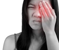 Eye infections Ayurvedic treatment