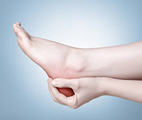 Heel pain Ayurvedic treatment
