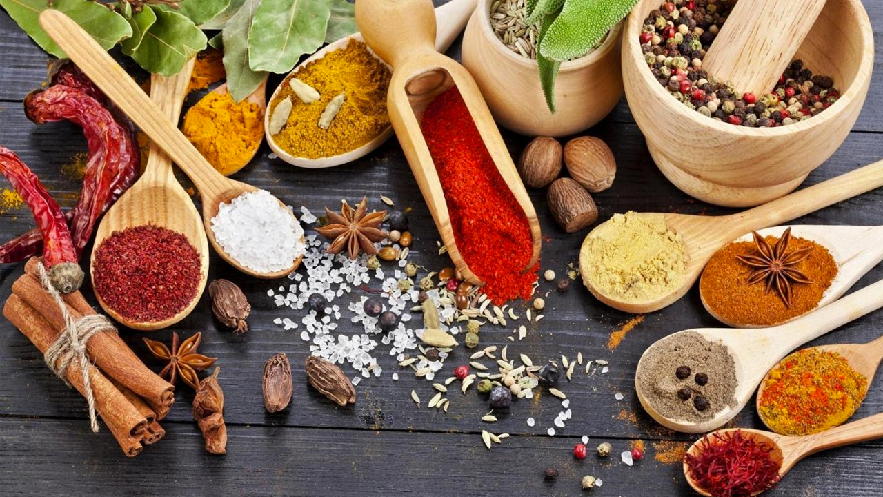 Role of spices in diet – An Ayurvedic perspective