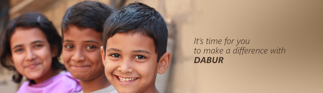csr of dabur india Dabur's new csr campaign aims at providing motherly love to orphan girls the campaign has already received a response of 3,000 entries from across india through various platforms such as facebook, twitter and phone calls etbrandequity | updated: july 09, 2016, 09:57 ist.