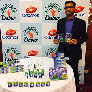 Dabur Odomos pips vapourisers, coils; Ranked best for  in-home protection against Dengue-causing mos