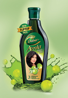 Dabur Amla Hair Oil Gets A New, Contemporary Look