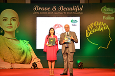 Dabur Vatika Salutes Cancer Survivors with #BraveandBeautiful