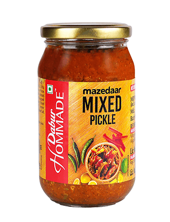 Dabur Hommade Mixed Pickle