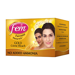 FEM Fairness Naturals Gold Bleach