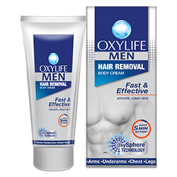 OxyLife Men Hair Removal Cream