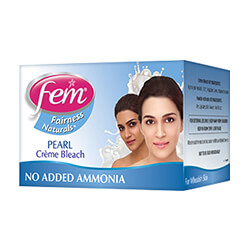 FEM Fairness Naturals Pearl Bleach