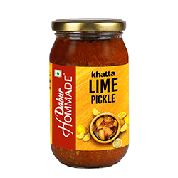 Dabur Hommade Lime Pickle