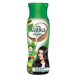 Vatika Coconut Enriched Hair Oil